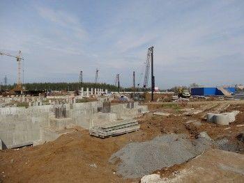 За просрочки на строительстве стадионов к ЧМ-2018 будут штрафовать на два миллиона в день