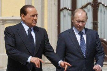 СМИ: Путин предложил Берлускони гражданство и министерский портфель