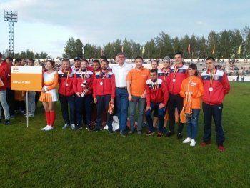Металлурги Нижнего Тагила завоевали бронзу на VI Кубке ЕВРАЗа по футболу