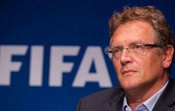 FIFA уволила генерального секретаря организации Жерома Вальке