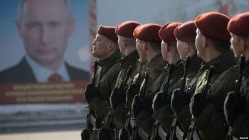 Путин подписал указ о Росгвардии