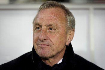 Умер легендарный голландский футболист Йохан Кройф