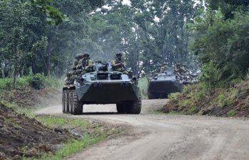 Минобороны начало формирование десантно-штурмового полка в Крыму