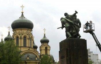 Сейм Польши принял законопроект о сносе памятников Красной армии