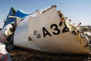 Родственники погибших в авиакатастрофе над Синайским полуостровом подали иск о компенсации на 93 миллиарда рублей