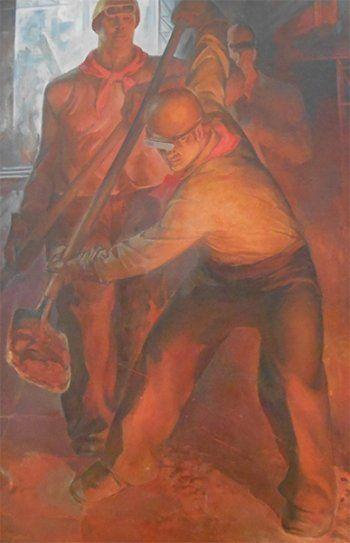 Тагильские художники посвятили выставку «Человеку труда»
