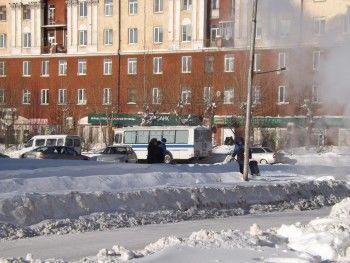 На Вагонке из-за угрозы теракта эвакуировали граждан
