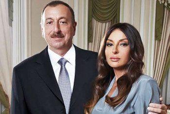 Президент Азербайджана назначил свою жену первым вице-президентом