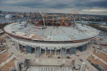 Мутко: На строительство «Зенит-Арены» требуется ещё два миллиарда рублей