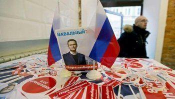 В Нижнем Новгороде неизвестные залили монтажной пеной дверь штаба Навального