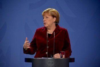 Ангела Меркель официально признала трагедию в Берлине терактом