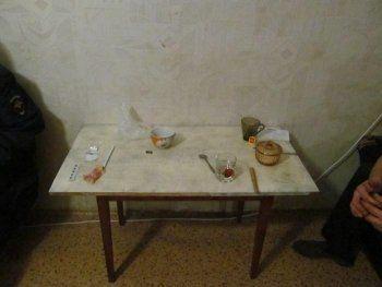 Полицейские накрыли наркопритон в Нижнем Тагиле (ФОТО)