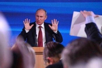 Путин высказался за свободу журналистики
