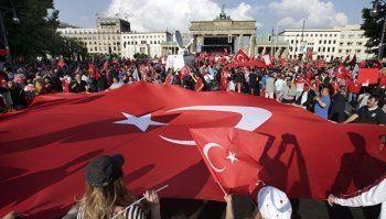 Турция отозвала посла из-за признания Германией геноцида армян