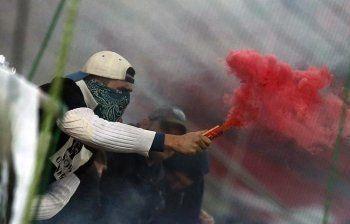 Госдума ужесточила ответственность для болельщиков-хулиганов
