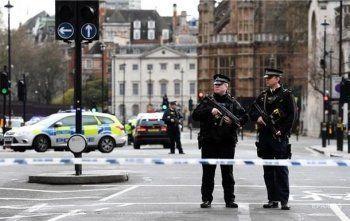 В Великобритании после теракта прошли задержания подозреваемых