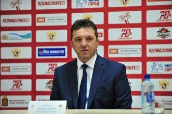 ХК «Спутник» может лишиться главного тренера