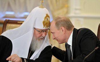 Патриарх Кирилл согласовал лично с Путиным передачу Исаакиевского собора церкви