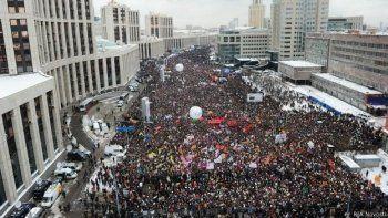 Оппозиция подала заявку на акцию 6 мая в Москве