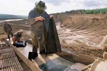 Госдума может разрешить россиянам легально добывать золото