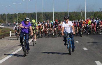 Евгений Куйвашев предложил провести аналог велогонки «Тур де Франс» между Екатеринбургом и Нижним Тагилом