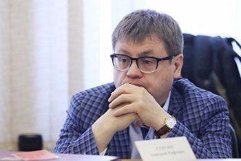 «Партия пенсионеров» выдвинет депутата Дмитрия Сергина на выборы свердловского губернатора