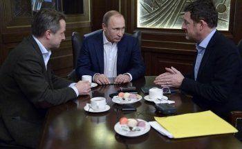 Путин объяснил плюсы для российской экономики от снижения цены на нефть