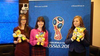 FIFA открыла голосование за талисман ЧМ по футболу 2018 года