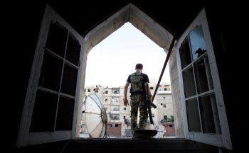 Минобороны умолчало о гибели в Сирии российских наёмников