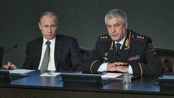 Путин сократил численность МВД на 163 тысячи человек