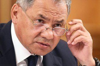 Шойгу назвал Украину причиной внезапной проверки боеготовности России