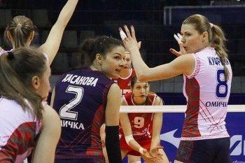 «Уралочка-НТМК» расправилась с аутсайдером сезона