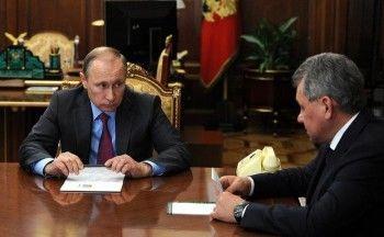 Владимир Путин распорядился вывести часть войск из Сирии