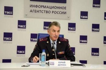 Колокольцев подписал приказ об увольнении начальника ГИБДД Свердловской области Юрия Дёмина