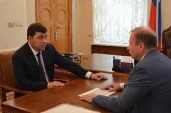 Носов выдвинул Куйвашева на губернаторские праймериз и рассказал о «принципиальной задаче» своего второго срока