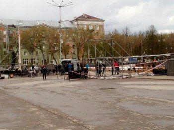 После обрушения сцены в Перми арестовали бизнесмена, ответственного за монтаж конструкции