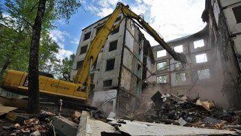 Собянин объявил итоговое число домов под снос