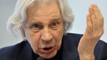 Генри Резник ушёл из Московской юридической академии из-за восстановления мемориальной доски Сталина