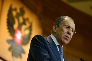 Глава МИД Сергей Лавров рассказал о телефонном разговоре Путина и Трампа