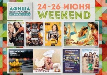 Тагильский Weekend: апокалипсис 20 лет спустя, театр в музее и День молодёжи