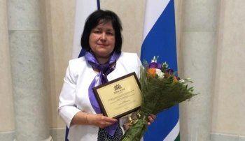 Директор нижнетагильского музея получила премию имени Клера