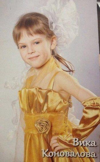 Пропавшая 9-летняя Виктория Коновалова нашлась