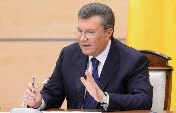 Янукович намерен вернуть пост президента Украины