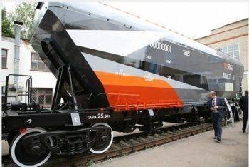 «Уралвагонзавод» поставил в Азербайджан более 2000 грузовых вагонов