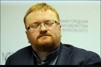 «Плох тот солдат, который не хочет стать генералом». Виталий Милонов не исключил выдвижение в Госдуму