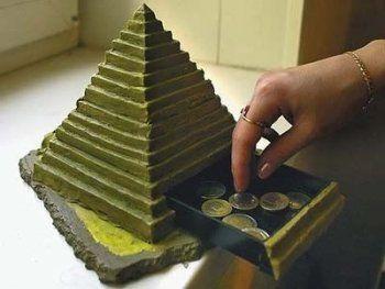 За организацию финансовых пирамид будут сажать на 6 лет