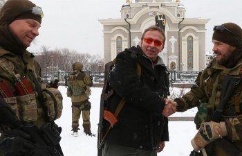 Служба безопасности Украины обвинила Охлобыстина в создании террористической организации