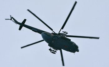 В Сирии погиб экипаж сбитого российского вертолета