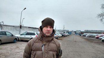 Осуждённый по «болотному делу» Леонид Развозжаев вышел на свободу