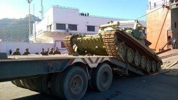 «Уралвагонзавод» отправил в Алжир 67 танков Т-90СА
